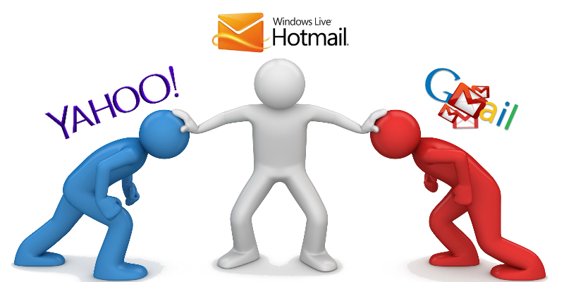 The truth about Gmail / Yahoo / Hotmail password hacking / cracking